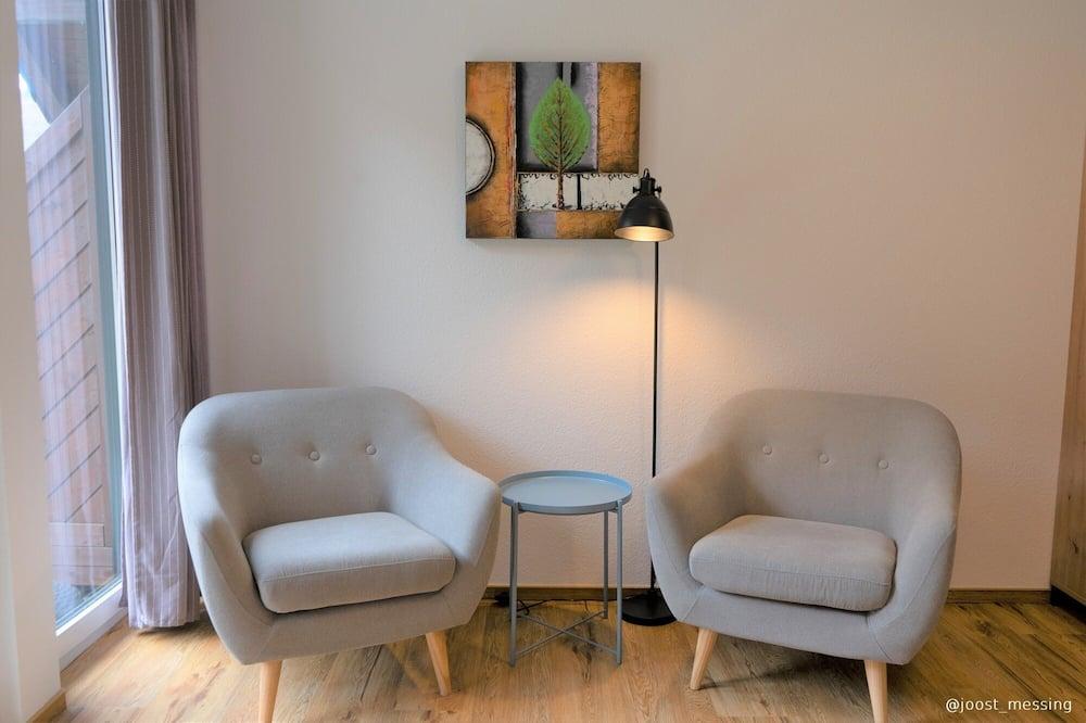 Comfort Room, Non Smoking, Overwater (2) - Ruang Tamu