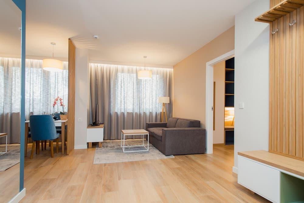 Exclusive Apartment (5) - Living Area