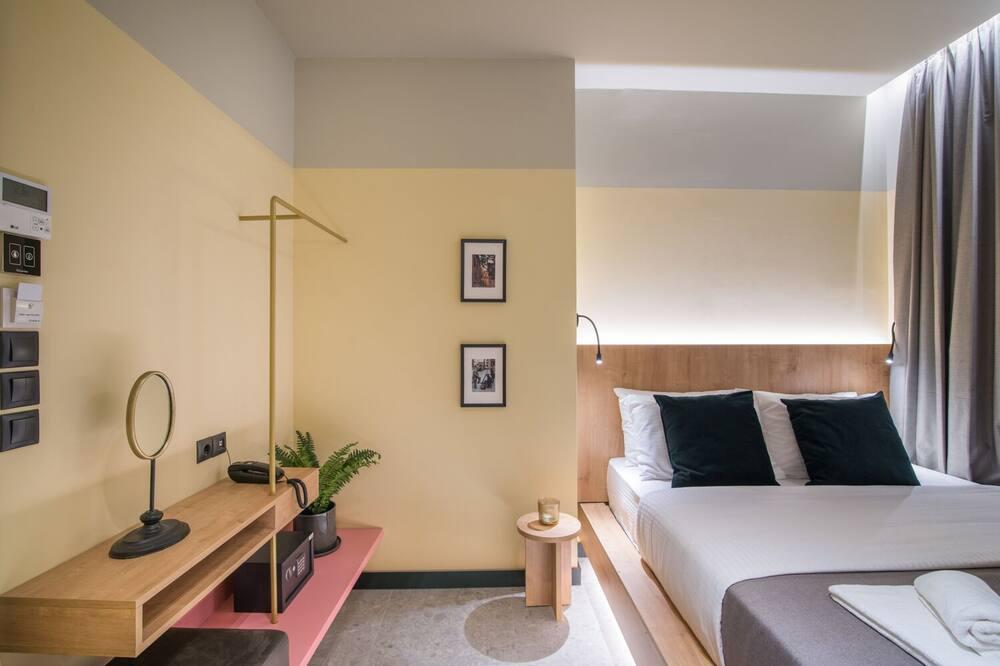 Economy Double Room, 1 Katil Ratu (Queen), Non Smoking (Skylight) - Bilik mandi