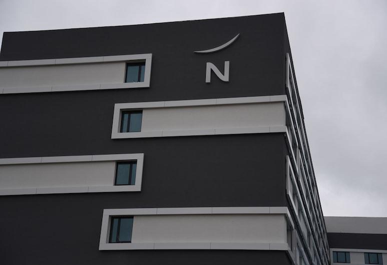Novotel Duesseldorf Airport, Düsseldorf, Hotel Front