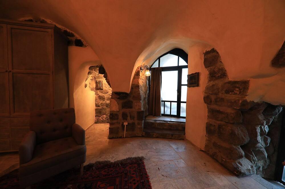 Студия-люкс «Премиум» - Зона гостиной