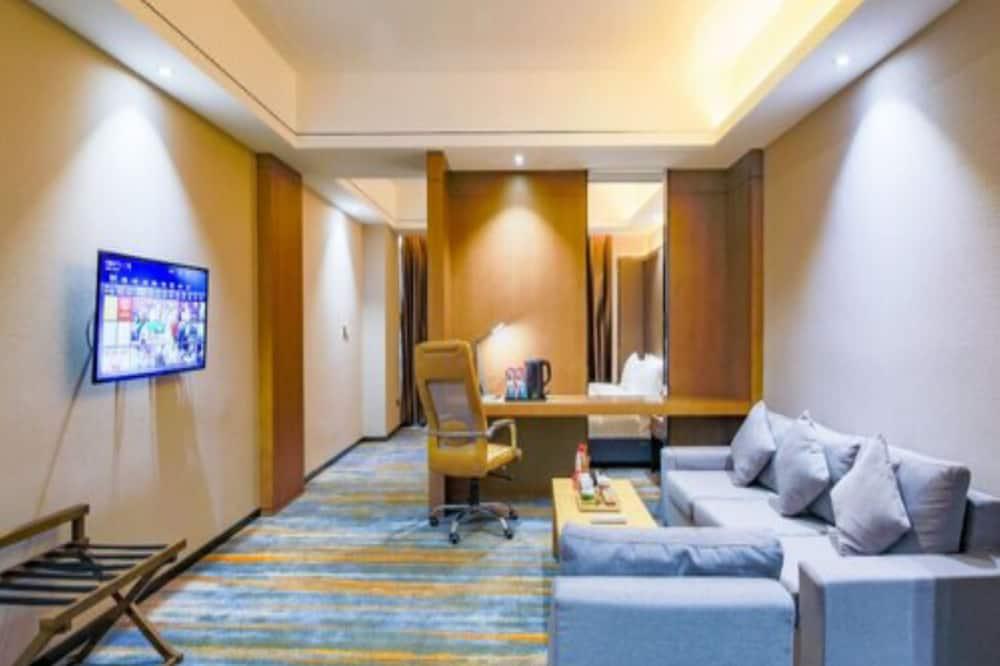 Apartmán typu Signature - Obývacie priestory