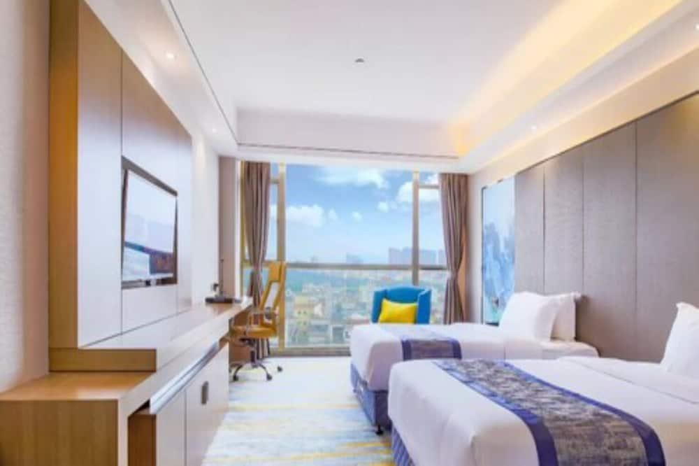 Romantická trojlôžková izba - Hosťovská izba