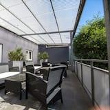 Suite, Nichtraucher, Terrasse (401) - Balkon