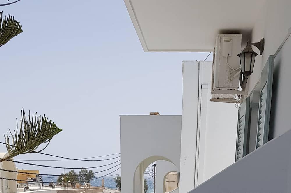 高級雙人房 - 陽台