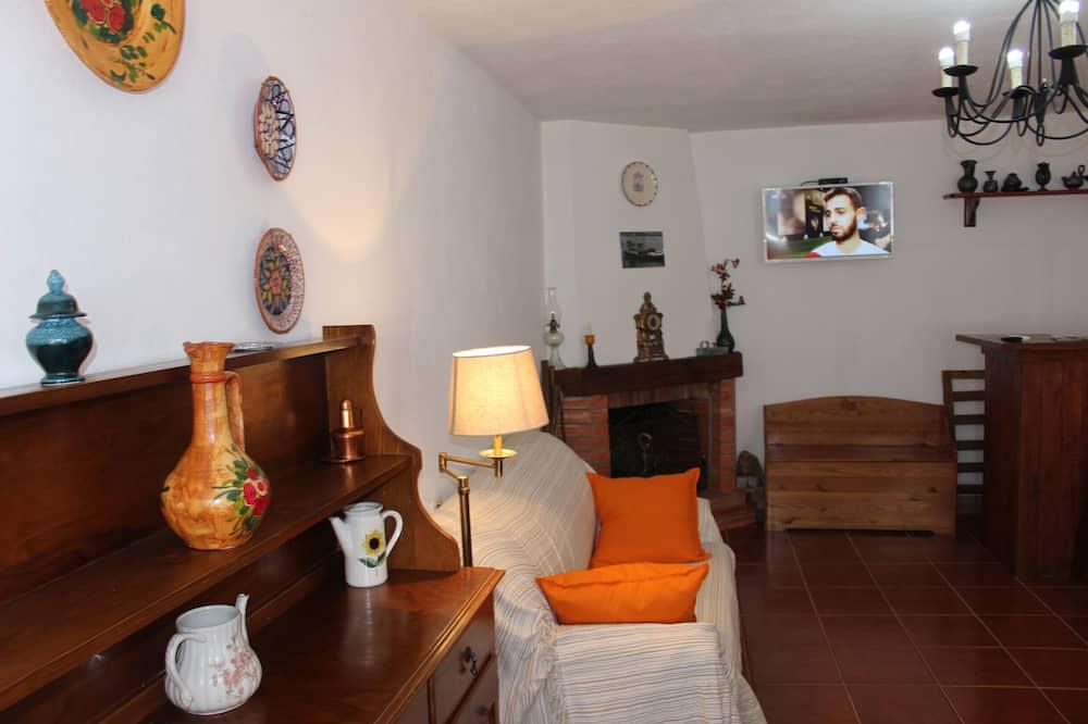 Cottage, 3 phòng ngủ, Lò sưởi - Ăn uống tại phòng