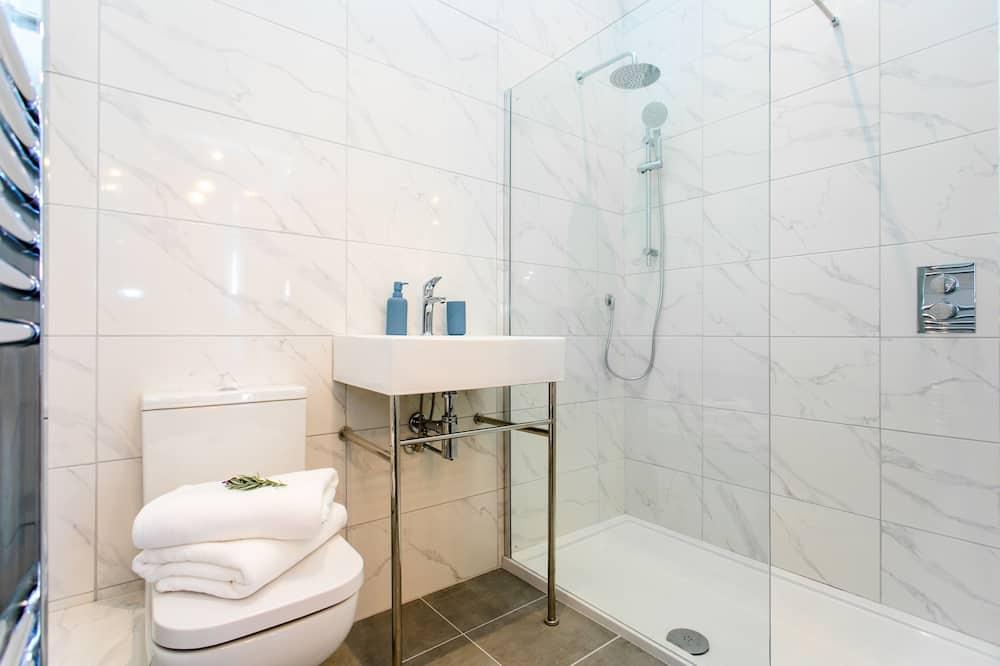 Family Quadruple Room - Bilik mandi