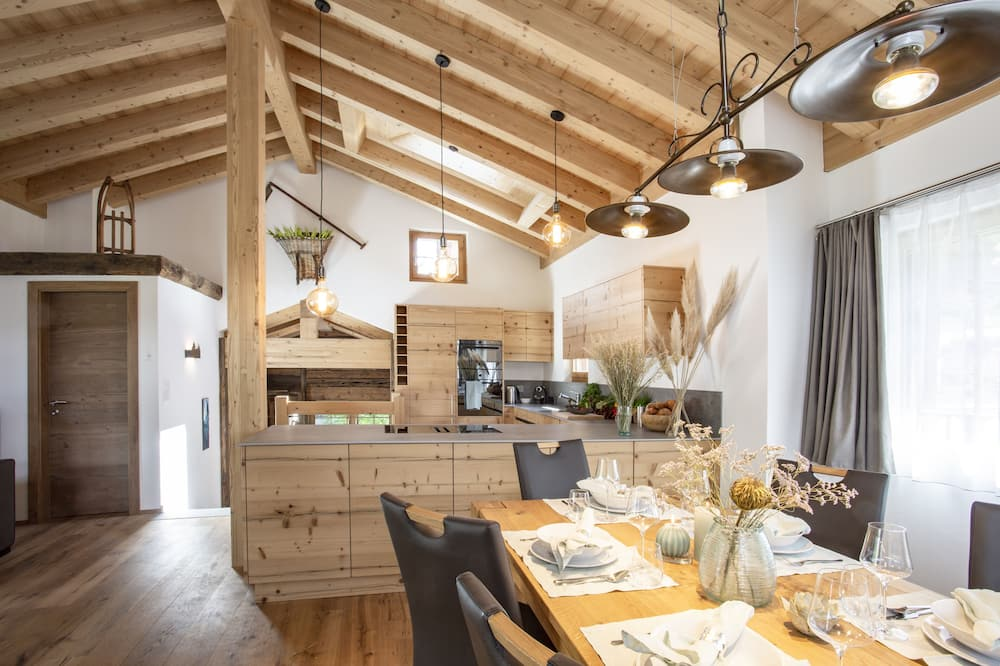 Chalet (incl. cleaning fee CHF 350) - Area soggiorno