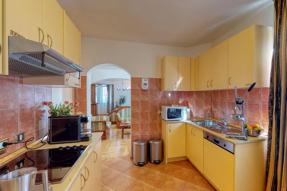 Standard-dobbeltværelse - Fælles køkken