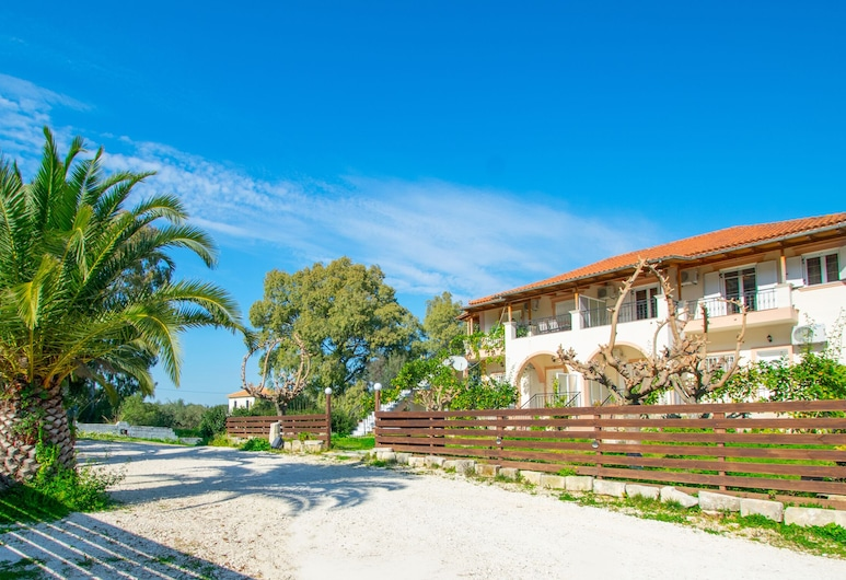 Family Private Homes with Sea View, Zakynthos, Front of property