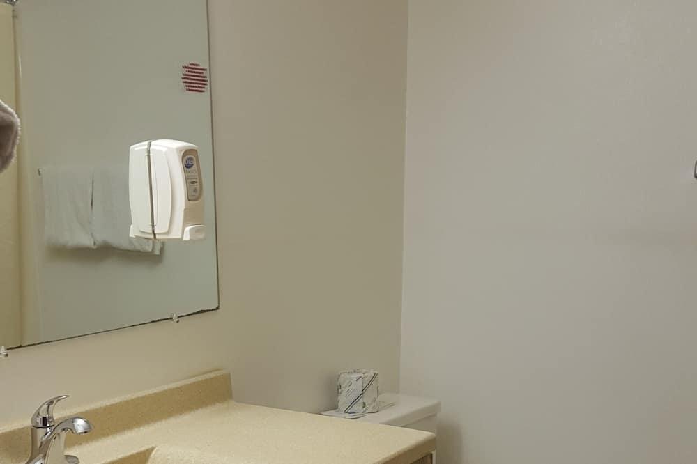 Jednolôžková izba typu Basic - Kúpeľňa