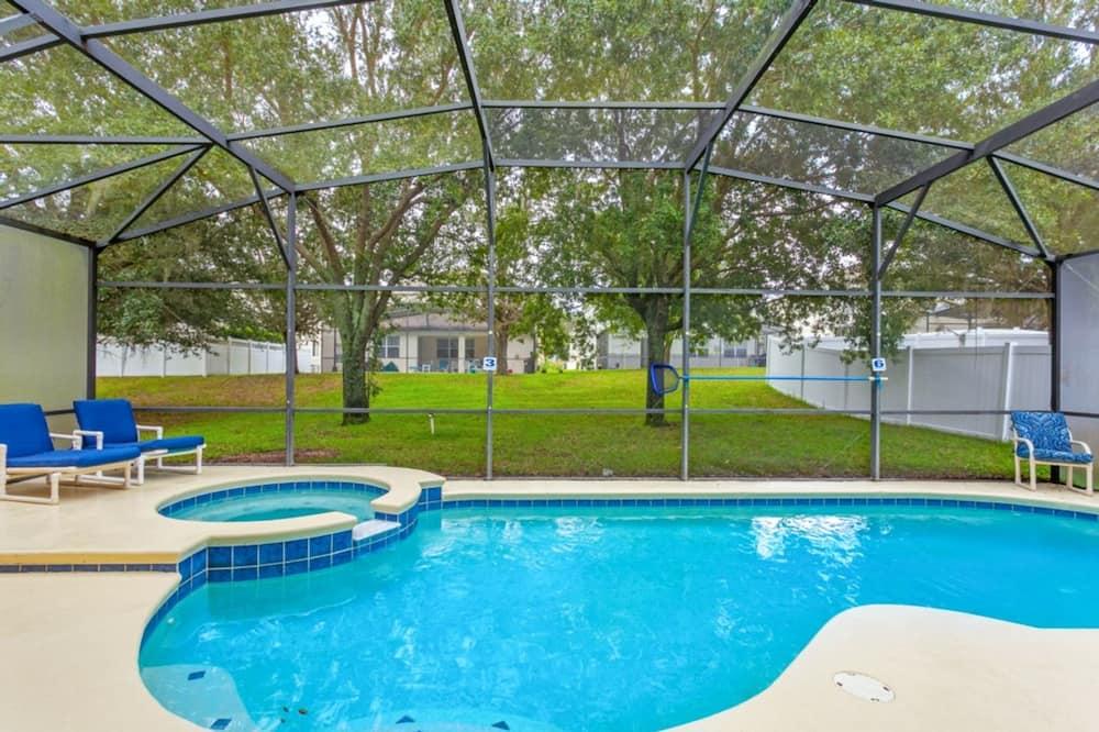 Huis, 6 slaapkamers - Zwembad