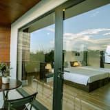 Luxury-Dreibettzimmer - Balkon