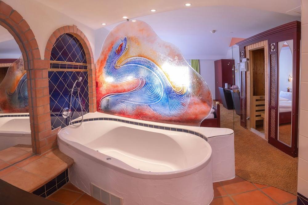 Divvietīgs numurs - Privātā spa vanna