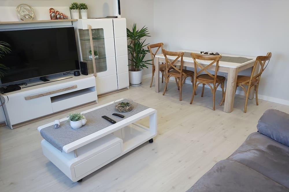 Design Apart Daire - Oturma Odası