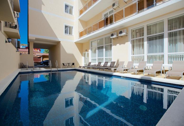 Greek Hotel, Vityazevo, Outdoor Pool