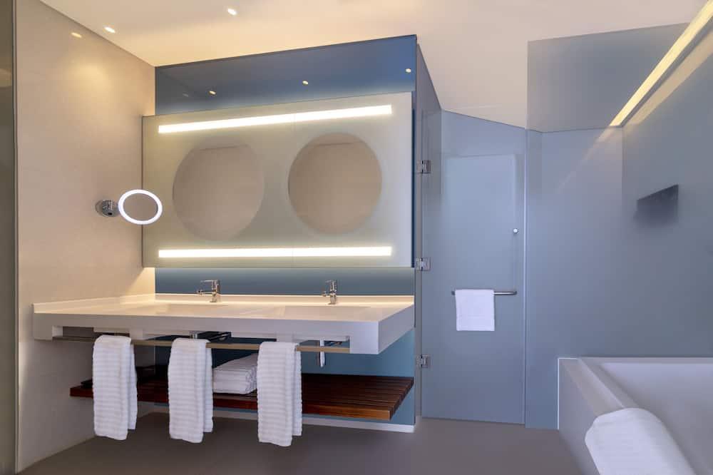 Izba typu Club, 1 dvojlôžko, nefajčiarska izba - Kúpeľňa