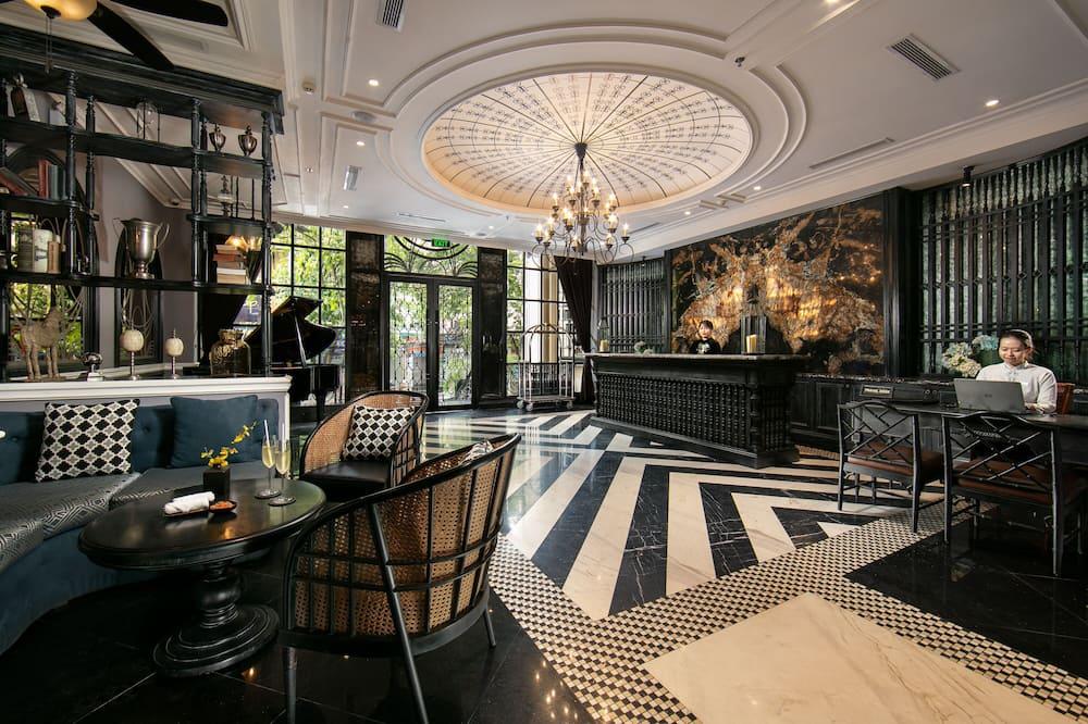 Lobi Dinlenme Salonu