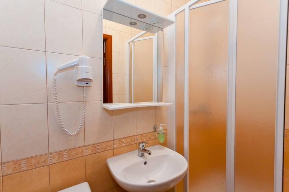 Phòng đơn Tiêu chuẩn - Phòng tắm