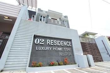Medan bölgesindeki O2 Residence resmi