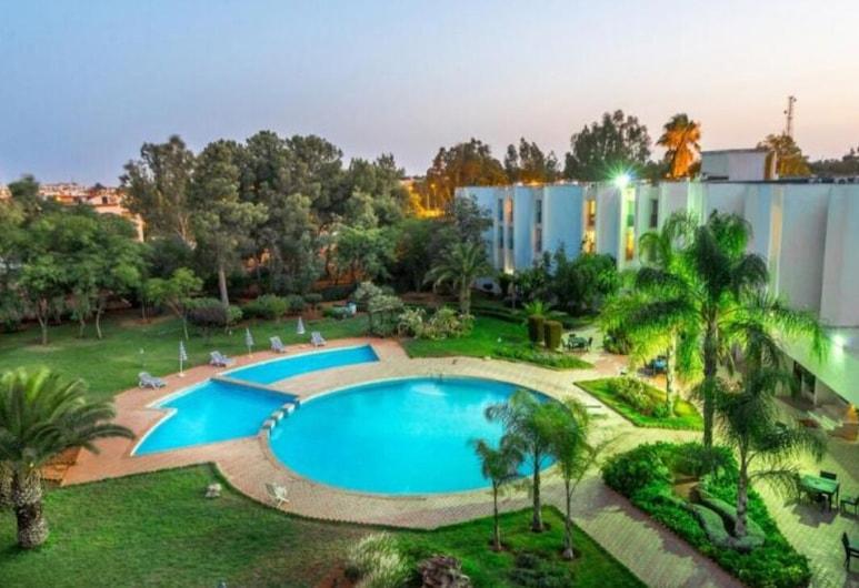 Hotel Farah Khouribga, Khouribga, Udendørs pool
