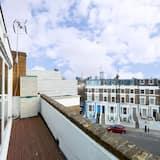 Apartamentai (1 Bedroom) - Balkonas