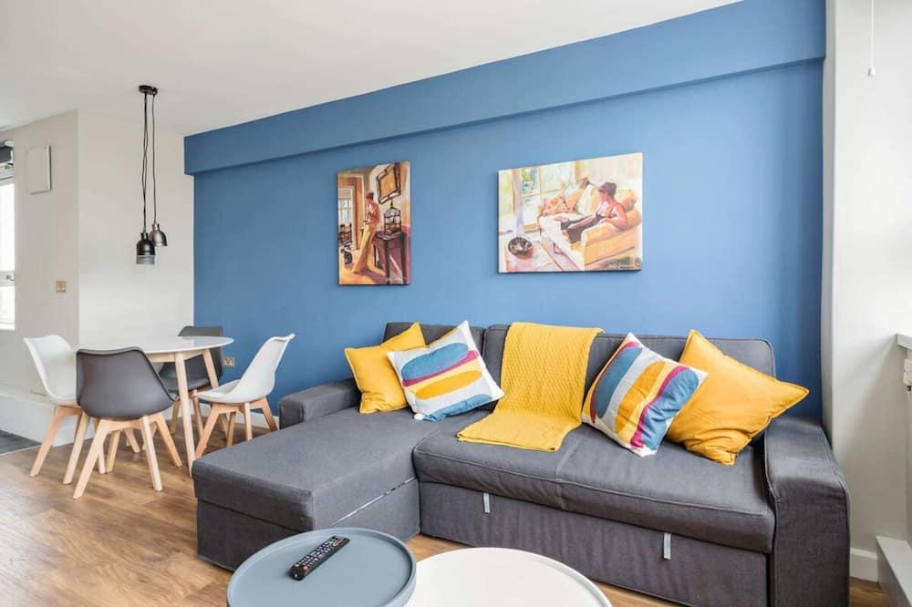 Appartement (3 Bedrooms) - Salle de séjour