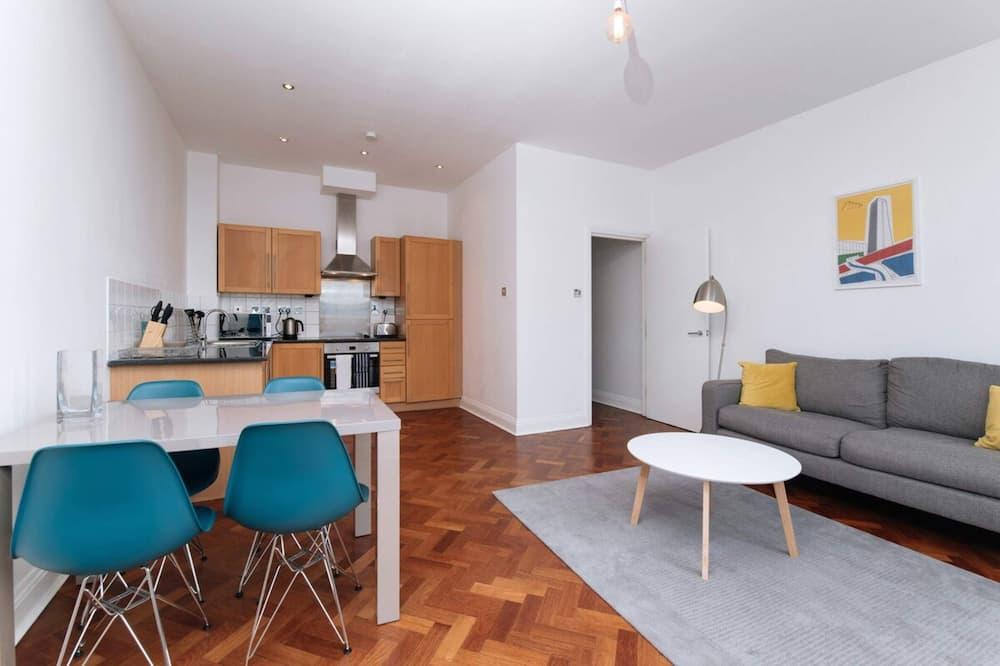 Appartement (1 Bedroom) - Woonkamer