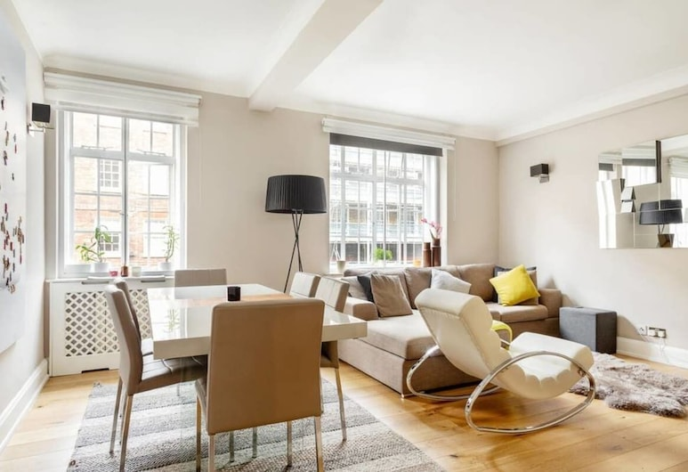 Modern Designer 2 Bed, 2 Mins to Marble Arch, Londonas