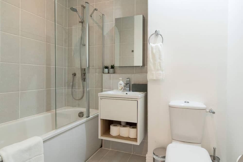 Апартаменти (1 Bedroom) - Ванна кімната