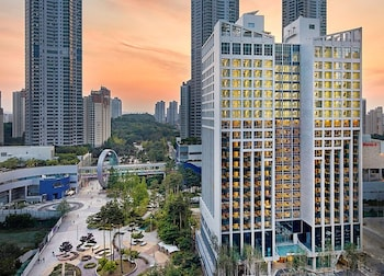 Foto di Staz Hotel Premier Dongtan  a Hwaseong