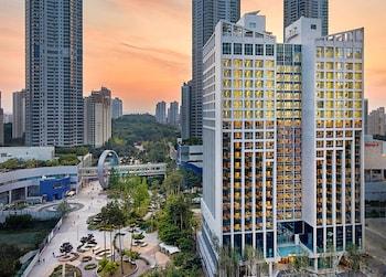 Hwaseong bölgesindeki Staz Hotel Premier Dongtan resmi