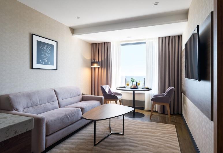 Premier Hotel Odesa, Одеса, Панорамний номер-люкс, Житлова площа