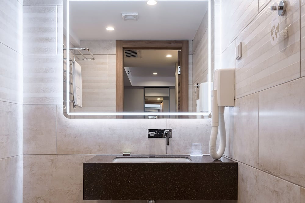 Suite with sea view - Bathroom