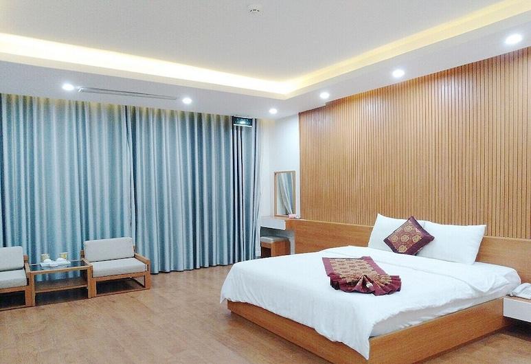 7S Hotel Tram Anh, Hanojus, Liukso klasės dvivietis kambarys, Svečių kambarys