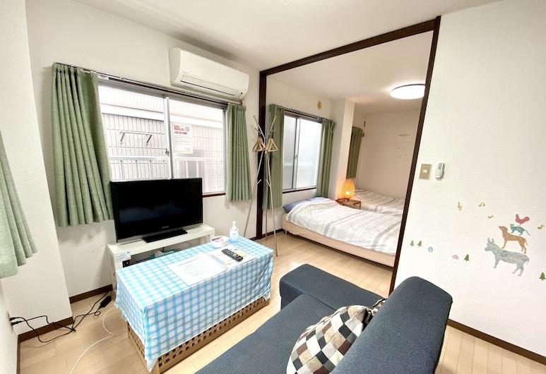 NOMAD Take Five, Matsudo, Apartment (301), Living Area