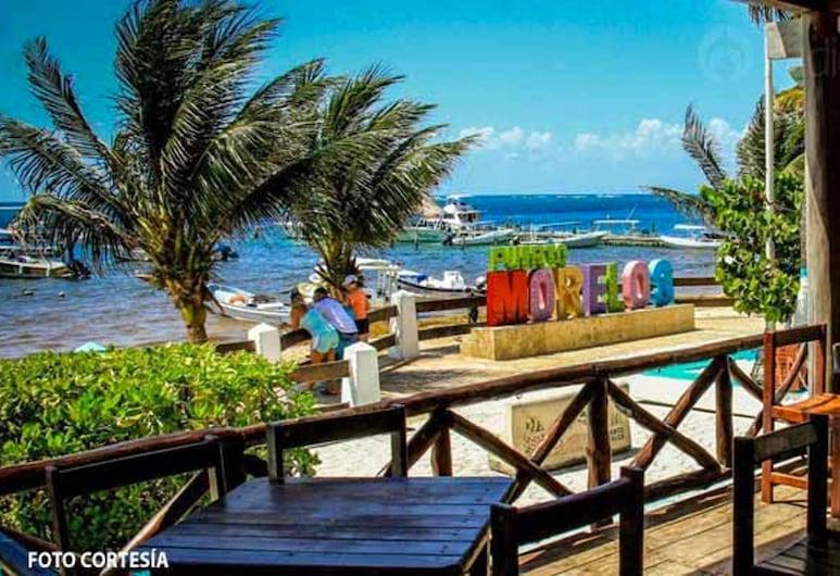 Departamento Entero Puerto Morelos, Puerto Morelos, Balcón
