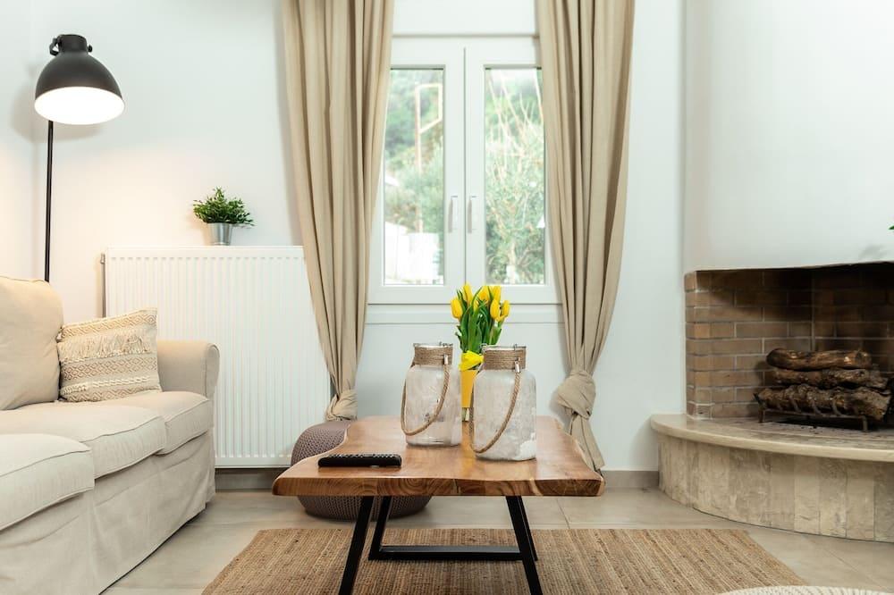 Ev, 2 Yatak Odası - Oturma Alanı