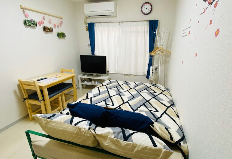 NOMAD Estate Pia Realm, Tokorozawa, Apartment (101), Zimmer