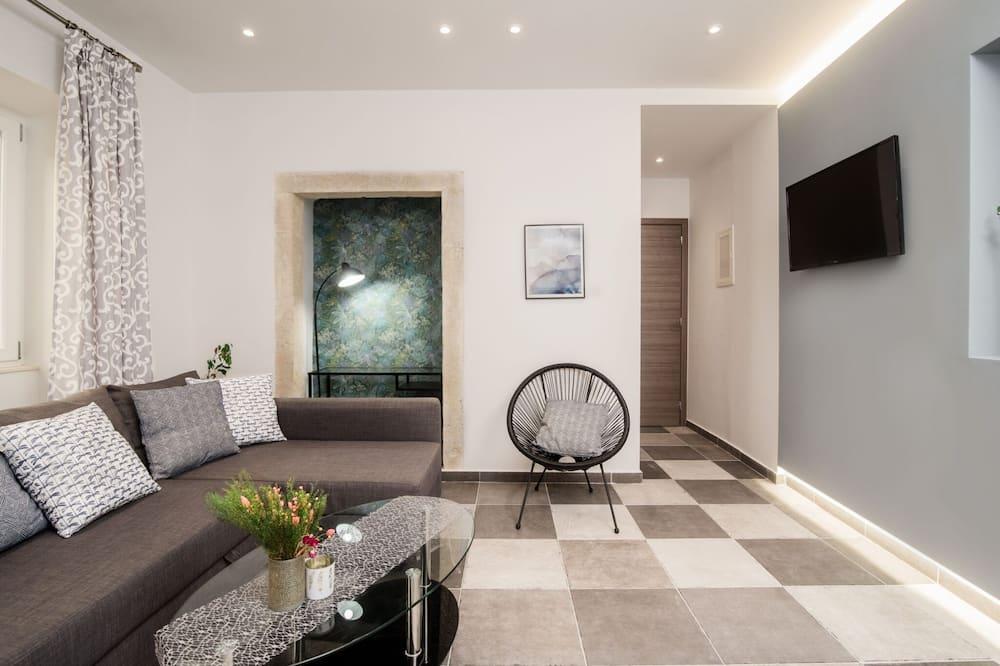 Appartamento (Serenity) - Area soggiorno