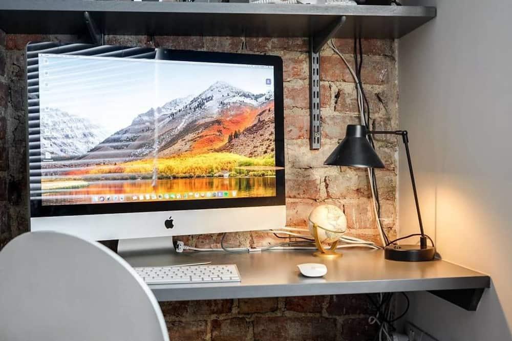 Eenvoudig appartement, 1 tweepersoonsbed - Kamer