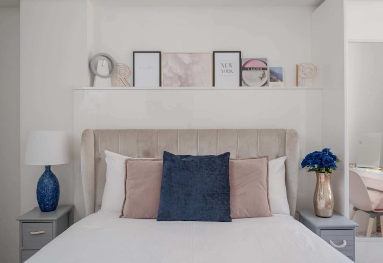 Guestready - Modern 1 Bed, up to 4 Guests, Tower Bridge, Londýn