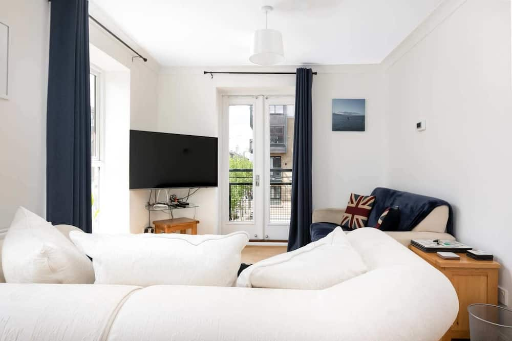 Basic apartman, több ágy - Nappali