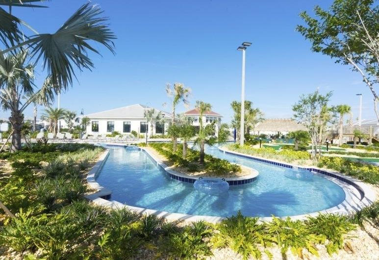 Gorgeous Single With Pool And Gameroom Sl2953 6 Bedroom Home, Kissimmee, Ev, 6 Yatak Odası, Havuz