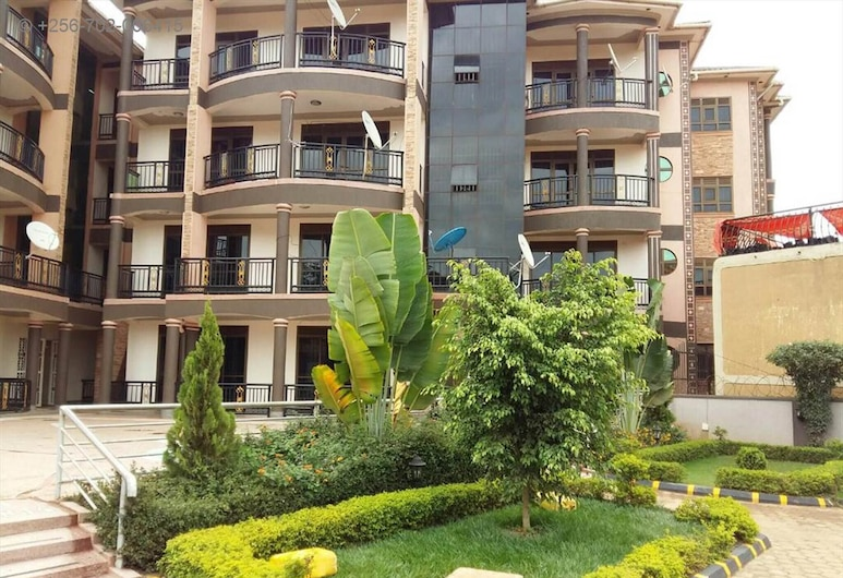 Relax and Enjoy the Great Amenities Offered by the 243 Apartments, Kampala, Buitenkant