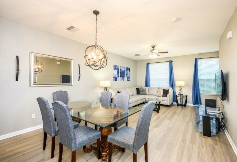 NEW 3 Bedroom Townhome [cdc Compliant] l 4008 Home, Orlando