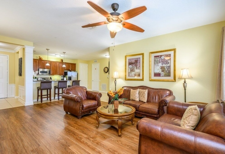 3 Bedroom Premium Lakeview [cdc Compliant] l 1011 Condo, Orlando