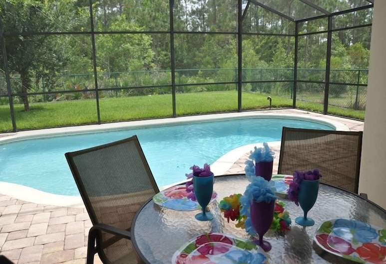 Tuscan Sun - Murano Mews Ct 9020 4 Bedroom Home, Kissimmee, House, 4 Bedrooms, Pool