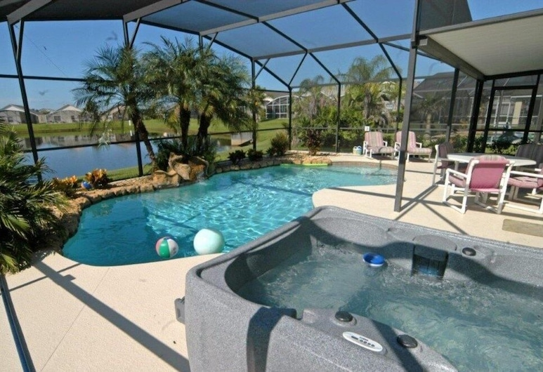 85963 3 Bedroom Pool , Eagle Pointe Kissimmee Home, Kissimmee
