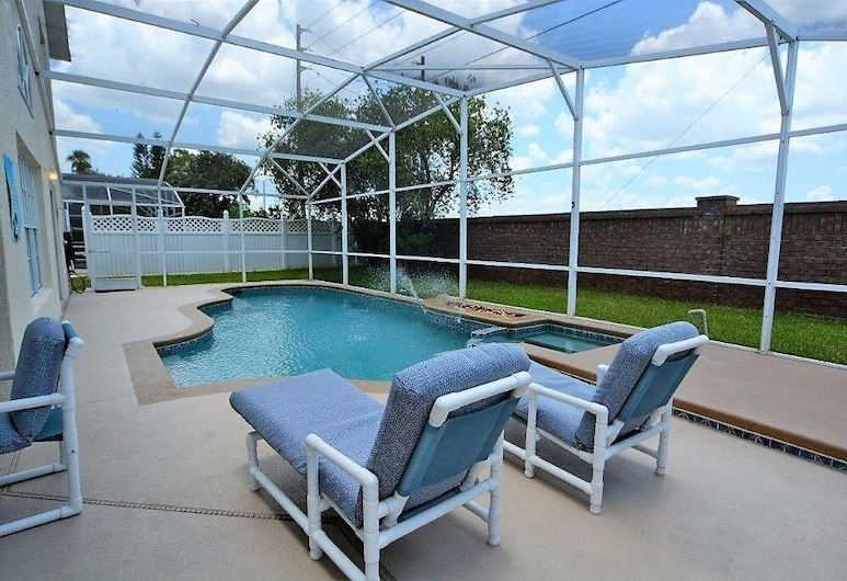 8067wc 4-bedroom Pool Near Disney! Home, Kissimmee